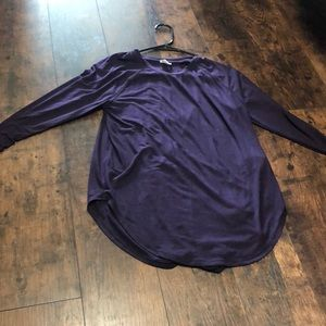 Under Armour loose workout top